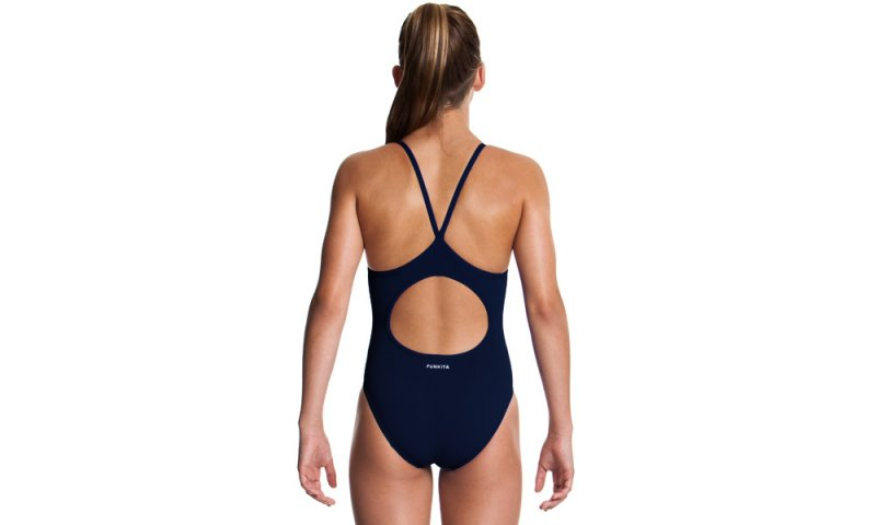 Badeanzug Funkita Girls Diamond Back One Piece