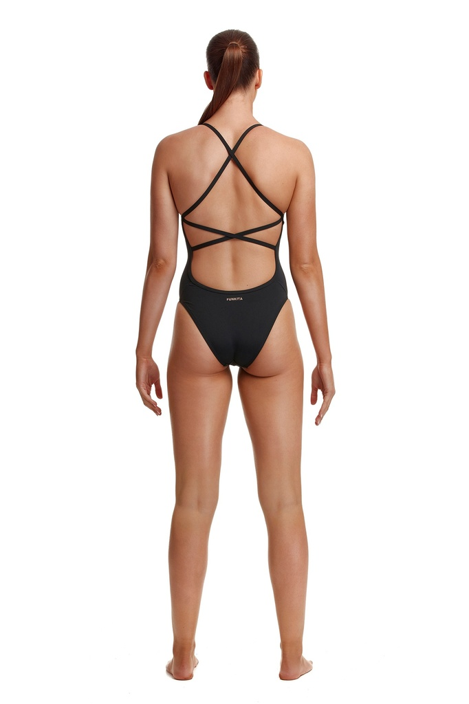 Badeanzug Funkita Ladies Strapped In one Piece / Stencilled