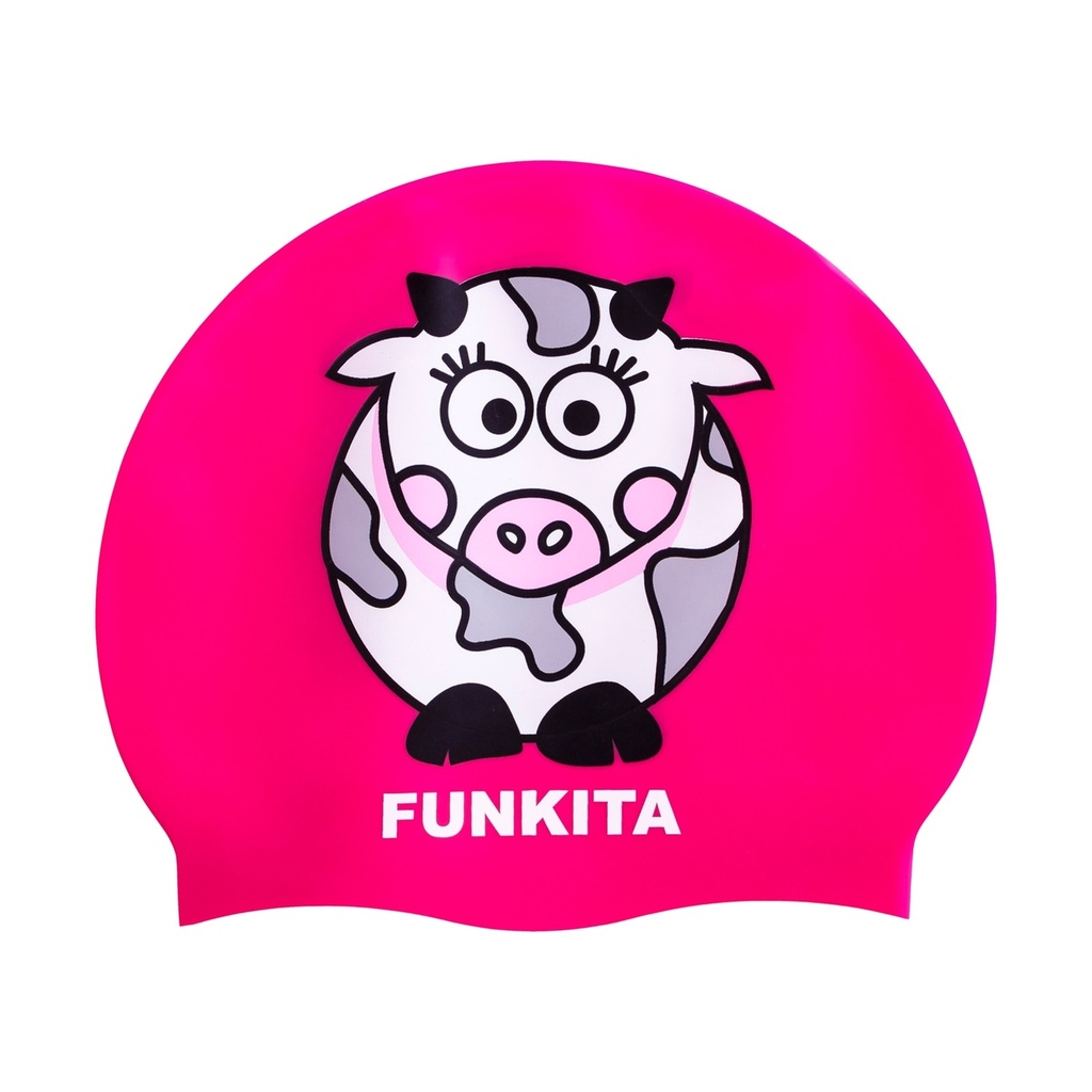 Badekappe Funkita Silicon Cap / Holly Cow