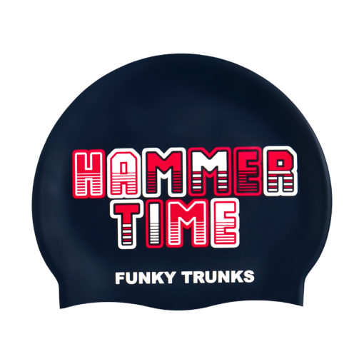 Badekappe Funky Trunks Silicon Cap / Hammer Time