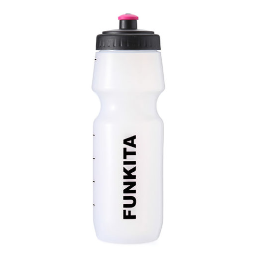 Trinkflasche Funkita Water Bottle / White Crystal