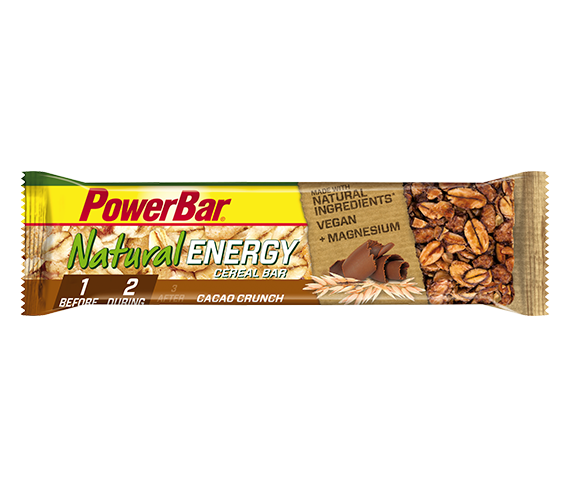 Riegel Powerbar Natural Energy Cereal