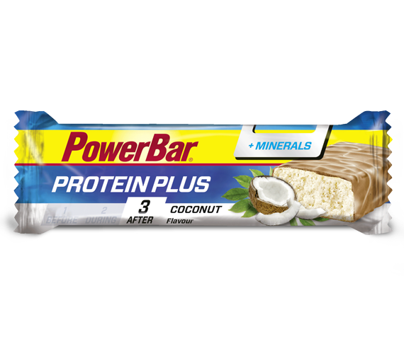 Riegel Powerbar Protein Plus Minerals