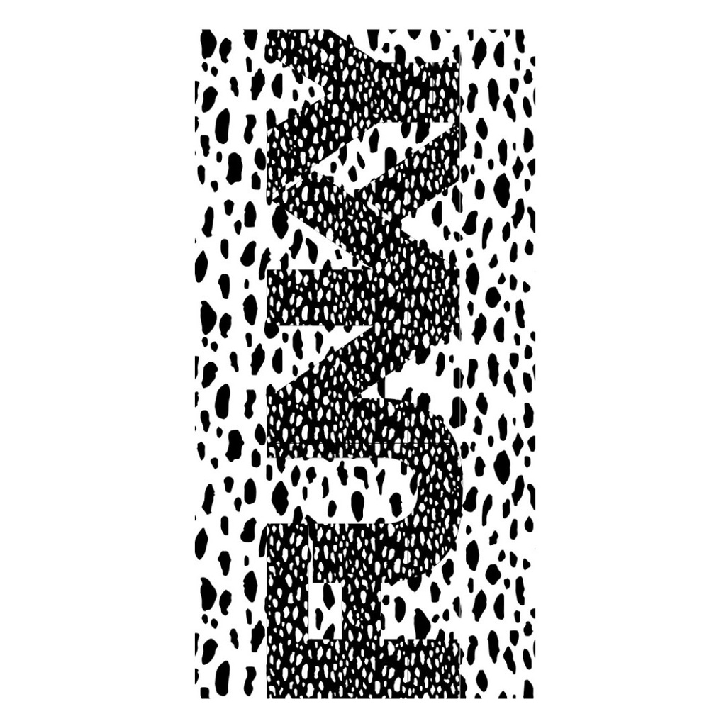 Handtuch Funky Trunks Towel / The Beast