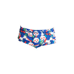Badehose Funky Trunks Jungs ECO Printed Trunks / Pandamania
