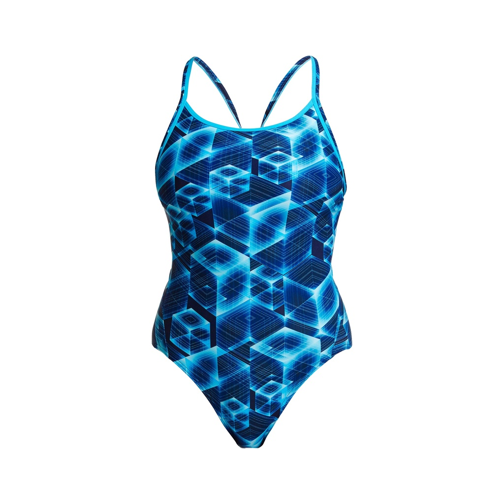Badeanzug Funkita Ladies Diamant Back One Piece / Another Dimension