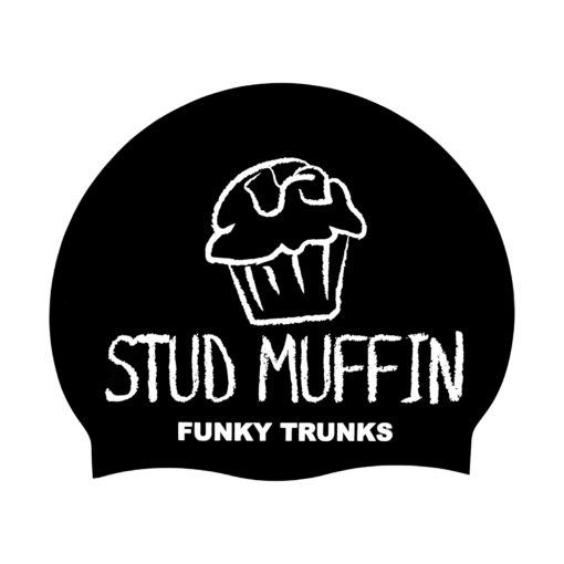 Badekappe Funky Trunks Silicon Cap / Stad Muffin