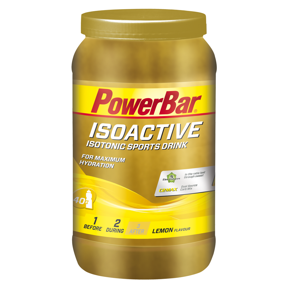 Powerbar Isoactive