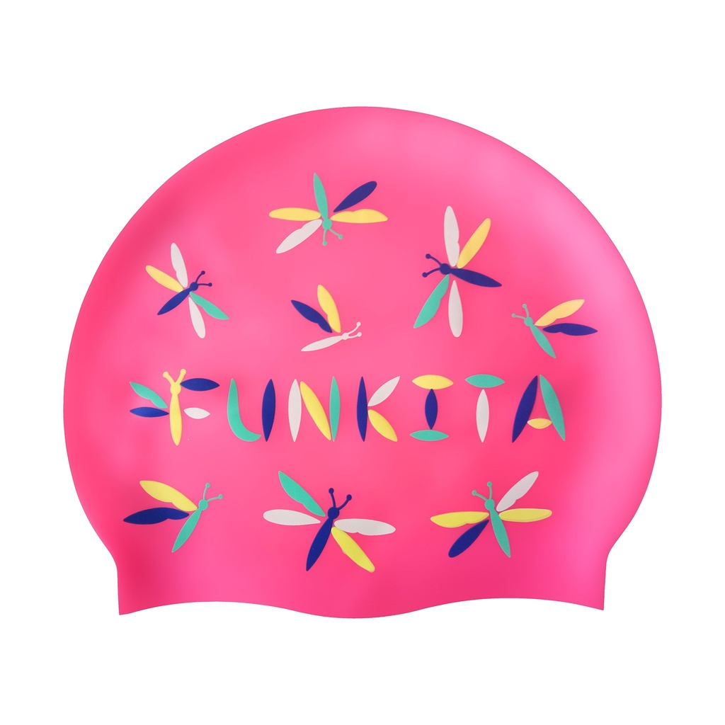 Badekappe Funkita Silicon Cap / Fly Dragon