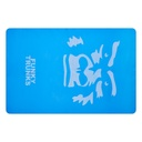 Handtuch Funky Trunks Chamois Sports Towel / The Beast