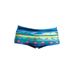 Badehose Funky Trunks Men Plain Front Trunks / Prancercise