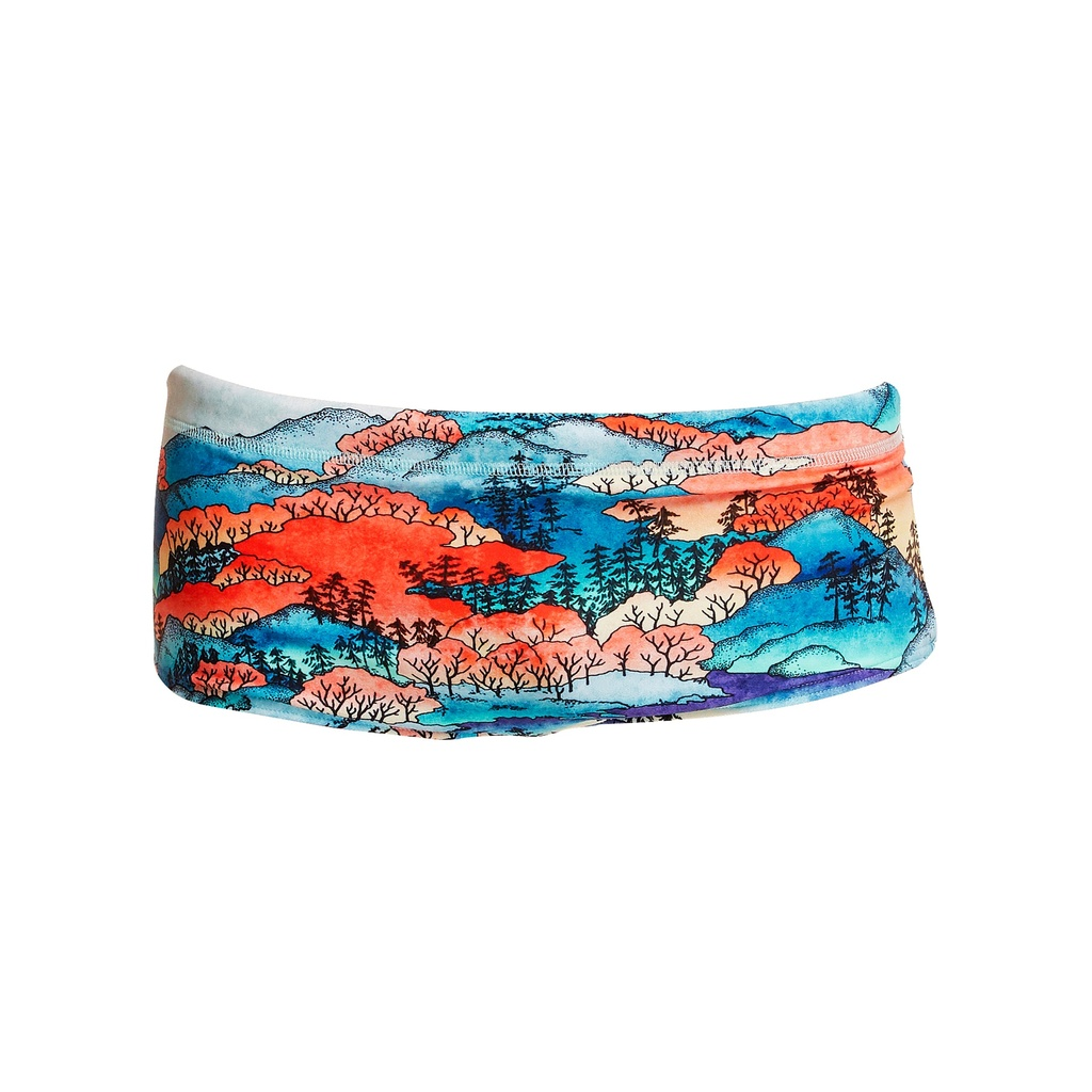 Badehose Funky Trunks Boys Classic Trunk / Misty Mountain