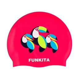 [FS9902468] Badekappe Funkita Silicon Cap / Can Fly