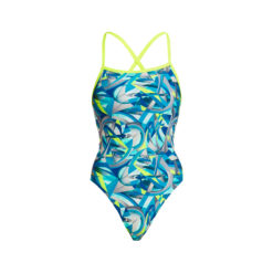 Funkita Damen Strapped In One Piece Concordia Badeanzug