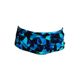 Badehose Funky Trunks Jungs Printed Trunks / Lightspeed