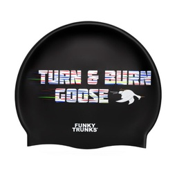 [FT9901916] Funky Trunks Silicon Cap Burn Goose / Badekappe