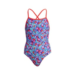 Badeanzug Funkita Girls Strapped In One Piece / Fly Free