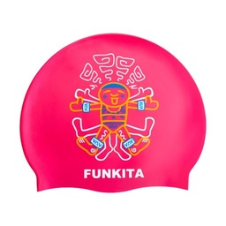 [FS9902234] Funkita Silicon Swimming Cap Cookie Cutter Badekappe