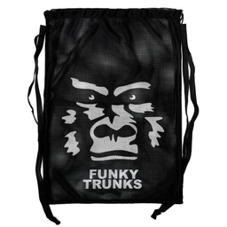 [FTG010A01047] Mesh Gear Bag Funky Trunks / The Beast