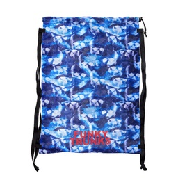 [FTG010A02206] Mesh Gear Bag Funky Trunks / Head First