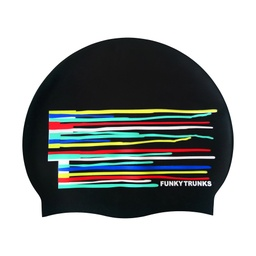 Badekappe Funky Trunks Silicon Cap / Drip Funk