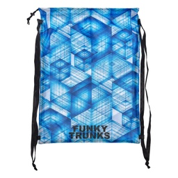 [FTG010A02628] Mesh Gear Bag Funky Trunks / Galactica