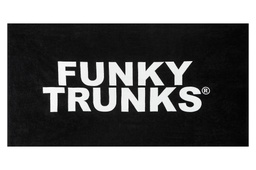 [FT9000771] Handtuch Funky Trunks Towel / Still Black
