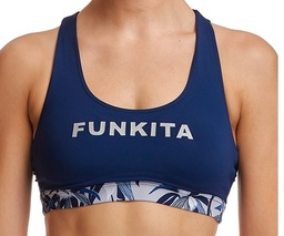 Funkita Fit Bondage Crop Jungle Mist
