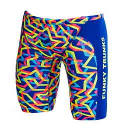 Badehose Funky Trunks Boys Training Jammer / Noodle Bar