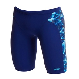 Badehose Funky Trunks Boys Training Jammer / Another Dimension