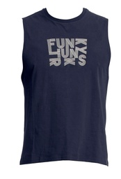 Tank Shirt Mens Rapid Rep / Line Out