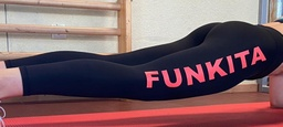 Sport Leggings Funkita Fit Tight Free Runner / Stampd Candy